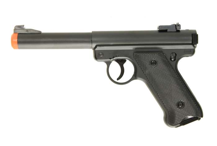 KJW Mark 1 Ruger CO2 Airsoft NonBlowback