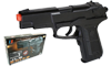 JLS2014 Full Auto Electric Blowback Airsoft Pistol