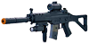 M82P Electric Airsoft Rifle with Accessories
