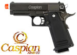 Caspian Arms / WE Custom Hi-Capa 3.8 Gas Blow Back Pistol